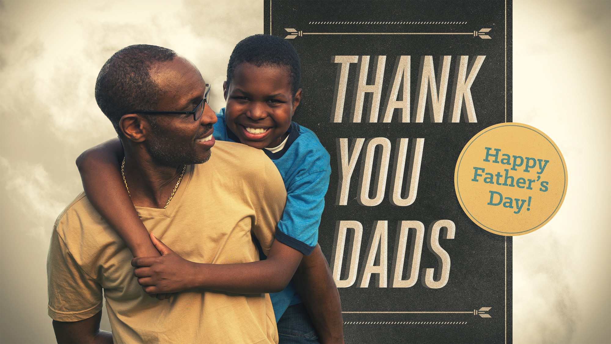 Thank You Dads!
