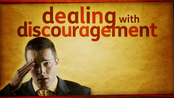 Dealing with discouragement wide t nv