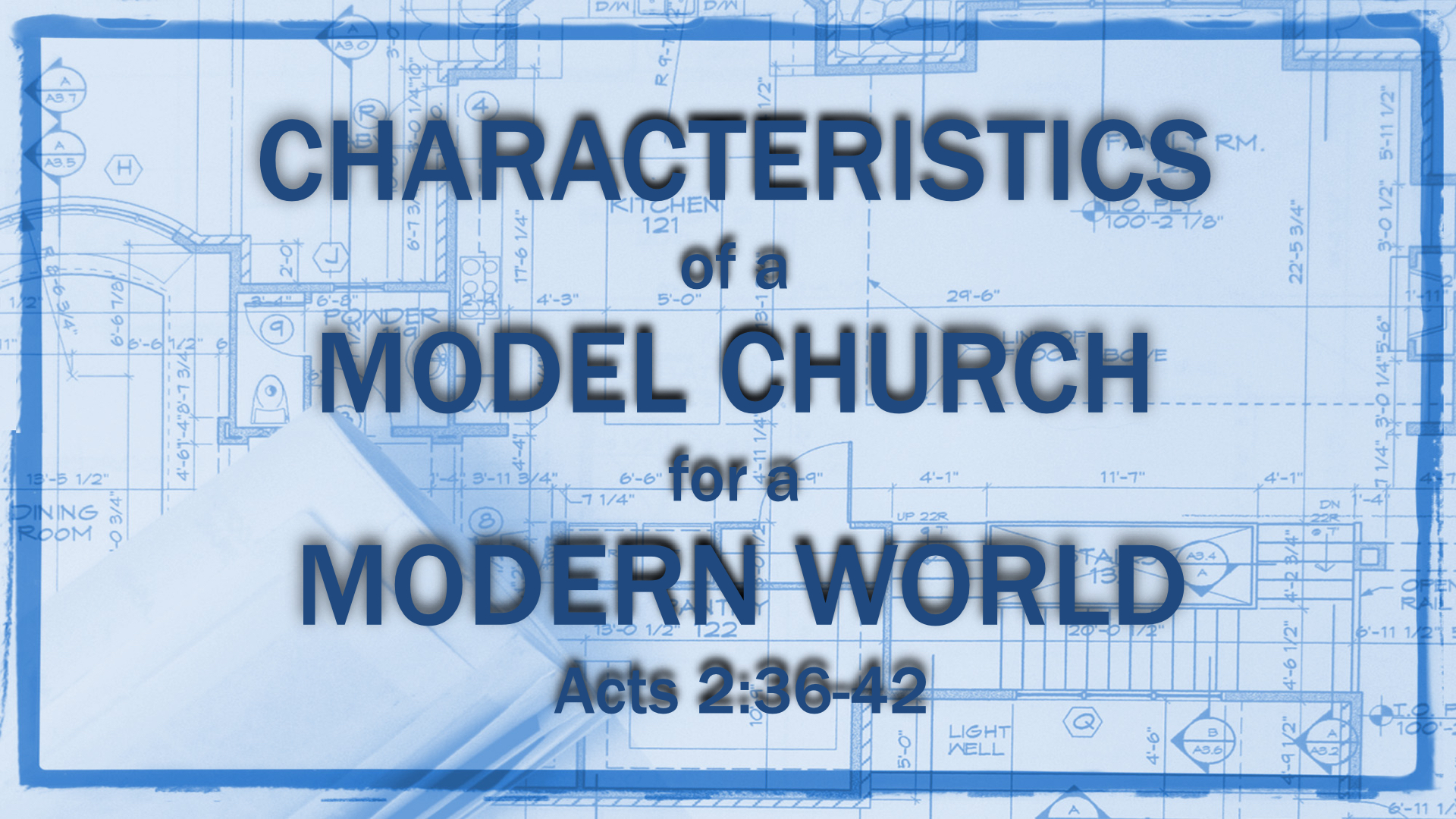 Characteristics Model Church Modern World.001