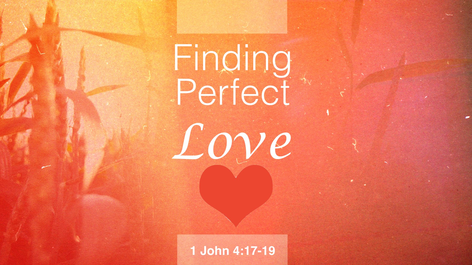 Knowing God's Love.001