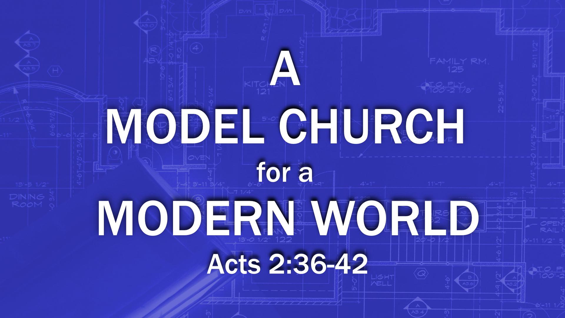 Model Church Modern World.016