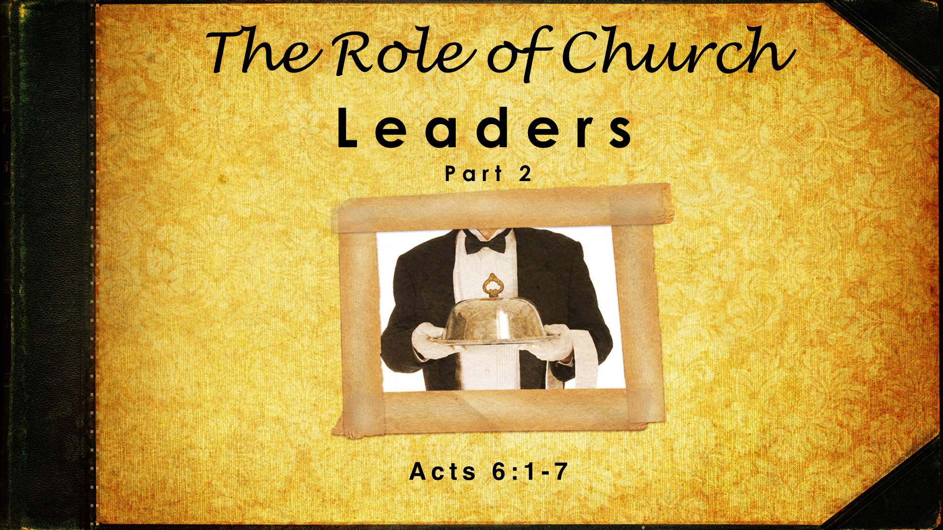 Role of Church Leadership Pt2.001