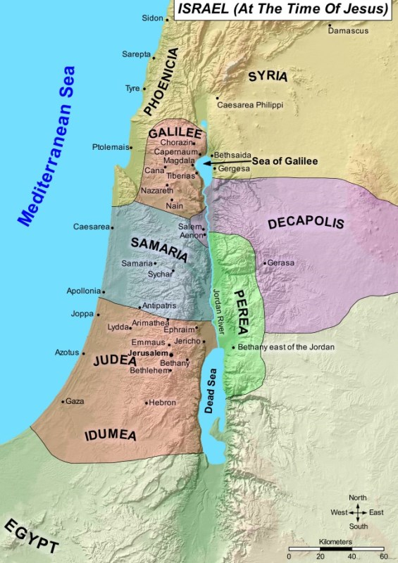 israel_at_the_time_of_jesus_christ