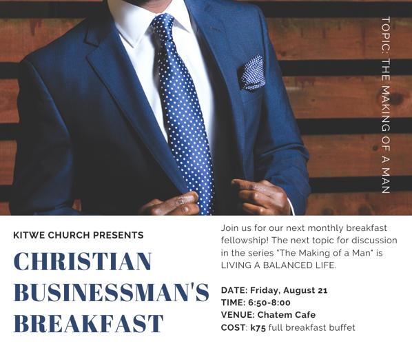 Businessman's Breakfast